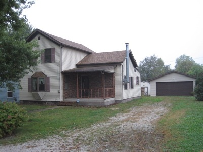 Noble County Single Family Home For Sale: 520 Kelly Street