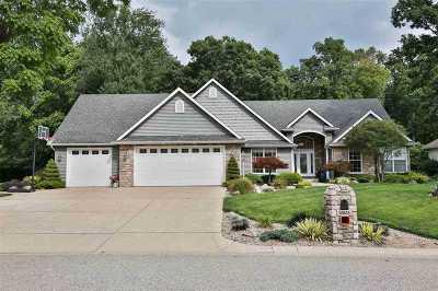 Granger Single Family Home For Sale: 50554 Cobus Ridge Ln.