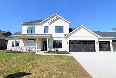 Battle Ground Single Family Home For Sale: 5144 Greenview Court