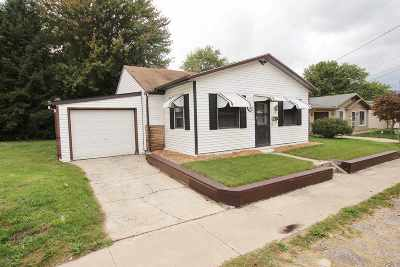 Noble County Single Family Home For Sale: 110 Parker Ave
