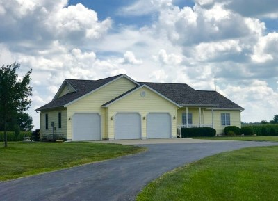 Whitley County Single Family Home For Sale: 9505 S State Road 5