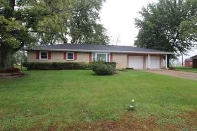 Marion Single Family Home For Sale: 133 E N Deerwood Court