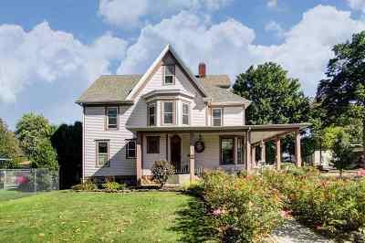 Auburn Single Family Home For Sale: 402 N Van Buren