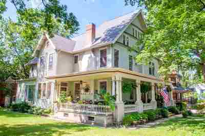 Fort Wayne Single Family Home For Sale: 351 W Woodland Ave