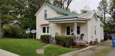Whitley County Single Family Home For Sale: 602 N Main St