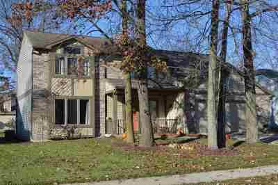 Fort Wayne Single Family Home For Sale: 11213 Tall Oak Run