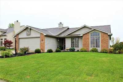 Huntington Single Family Home For Sale: 407 Carlisle Drive