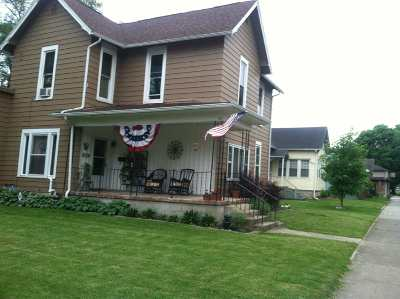 Huntington Single Family Home For Sale: 619 Etna