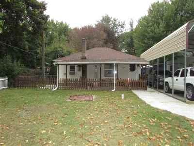Granger Single Family Home For Sale: 16670 Barton