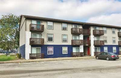 West Lafayette IN Condo/Townhouse For Sale: $86,000