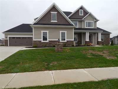 Fort Wayne Single Family Home For Sale: 2970 Laurel Springs Drive