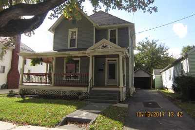Huntington Single Family Home For Sale: 1232 Byron