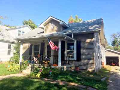 Lafayette Single Family Home For Sale: 321 S 27th Street