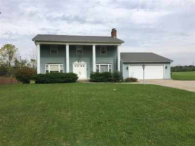 Allen County Single Family Home For Sale: 327 Farmstead Road