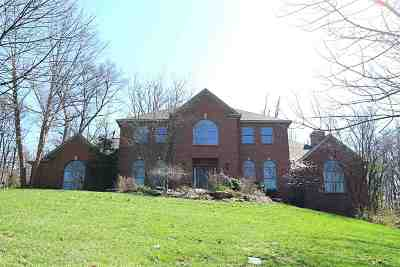 Evansville Single Family Home For Sale: 10927 Live Oak Ct
