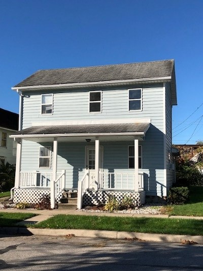 Noble County Single Family Home For Sale: 108 S Van Scoyoc