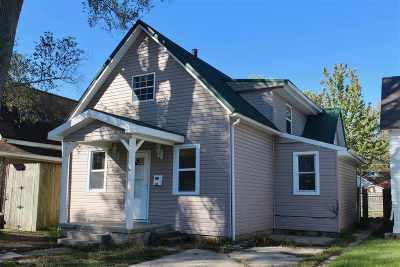 Gas City Single Family Home For Sale: 124 W South B Street