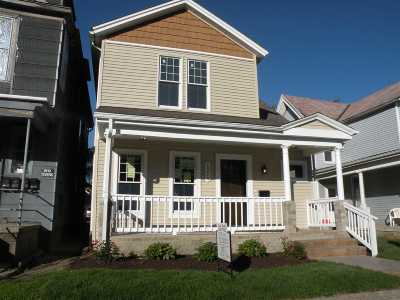 Fort Wayne Single Family Home For Sale: 1210 Fairfield