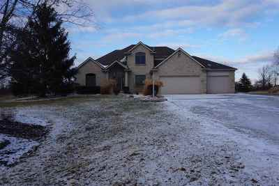 Single Family Home For Sale: 9317 Garman Rd.