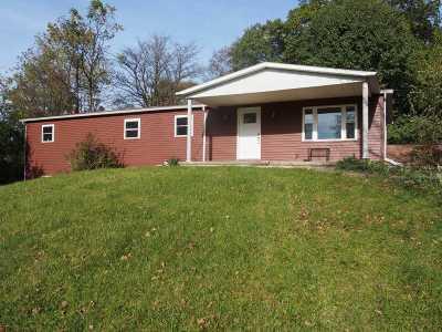 Huntington Single Family Home For Sale: 4830 W 200 N