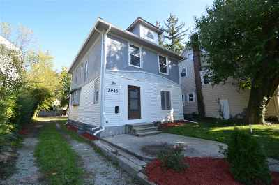 Allen County Single Family Home For Sale: 2925 Broadway Avenue