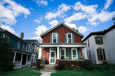 Allen County Single Family Home For Sale: 1112 W Berry Street