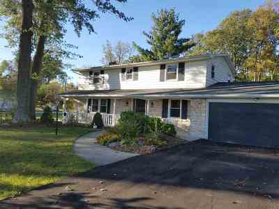 Allen County Single Family Home For Sale: 7411 Monroeville Road