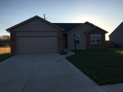 Allen County Single Family Home For Sale: 15024 Towne Park Run