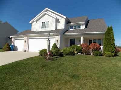 Fort Wayne Single Family Home For Sale: 8010 Purple Sage Cove