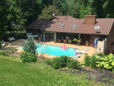 Warsaw Single Family Home For Sale: 2005 Wildwood Trail