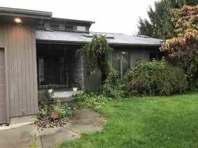 Elkhart Single Family Home For Sale: 51027 Twilight Dr
