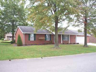 Dubois County Single Family Home For Sale: 240 Daisy Lane