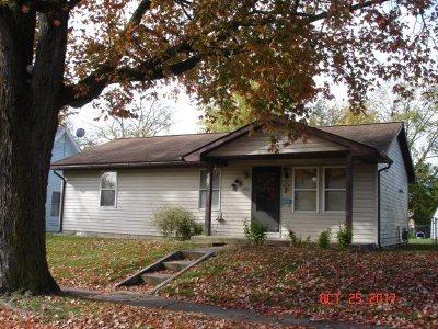 Marion Single Family Home For Sale: 1616 S Branson Street