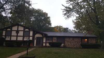 South Bend Single Family Home For Sale: 6207 York Road