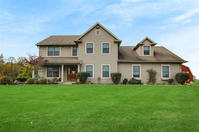 Elkhart Single Family Home For Sale: 62295 County Road 1