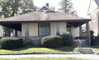 Huntington Single Family Home For Sale: 314 Whitelock