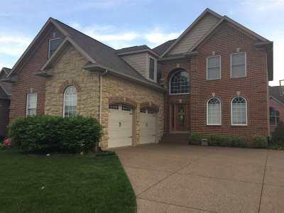 Evansville Single Family Home For Sale: 2449 Gavins