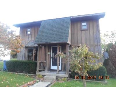 Marion Single Family Home For Sale: 712 E Walnut