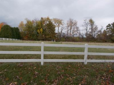 Lagrange County, Noble County Residential Lots & Land For Sale: 600N