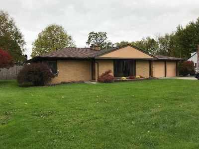 Silver Lake Single Family Home For Sale: 504 N Jefferson Street