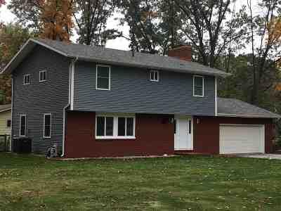 South Bend Single Family Home For Sale: 53449 Ba J Er
