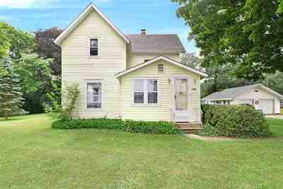Elkhart Single Family Home For Sale: 52435 County Road 15
