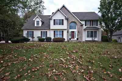 Granger Single Family Home For Sale: 52633 Spring Valley Lane