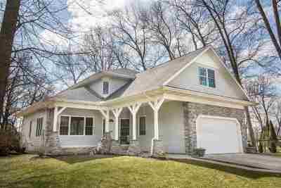 Elkhart Single Family Home For Sale: 53162 Cobus Woods