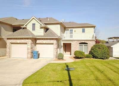 Angola Condo/Townhouse For Sale: 55 Lane 385 Lake James #4