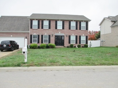 Evansville Single Family Home For Sale: 7929 Lanyard Drive