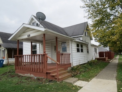Gas City Single Family Home For Sale: 400 S 1st Street