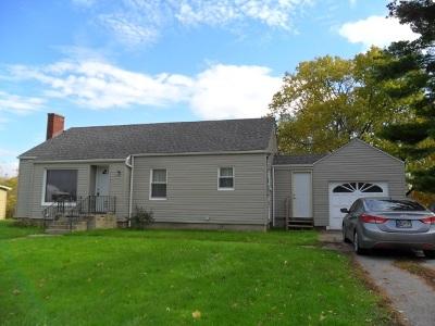 Warren Single Family Home For Sale: 10321 S Wayne Road