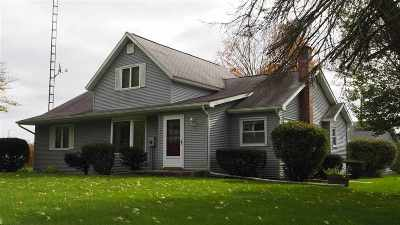 Plymouth Single Family Home For Sale: 18391 6th Road Road