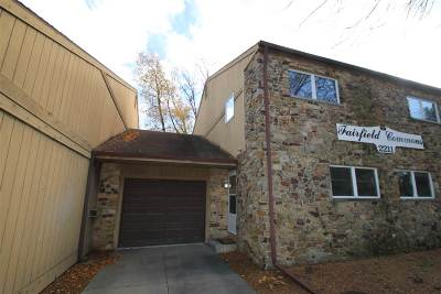 Plymouth IN Condo/Townhouse For Sale: $75,000